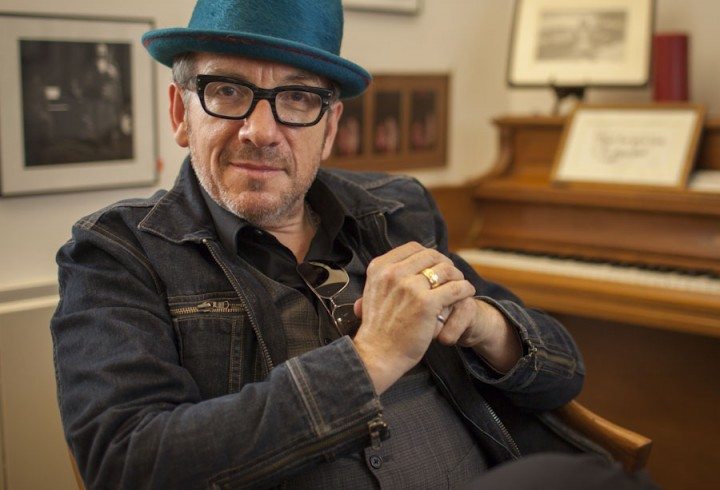 Interview with Elvis Costello